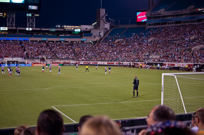goalie tim timothy matthew howard usa vs scotland in jacksonville florida at everbank field