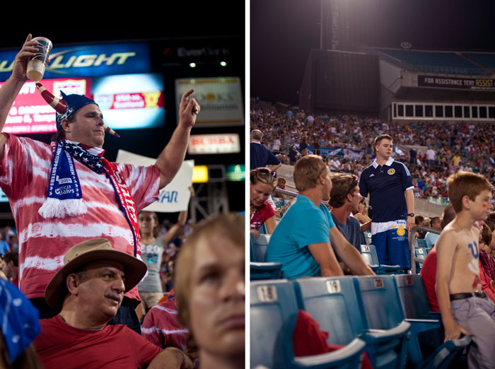 usa vs scotland in jacksonville florida at everbank field