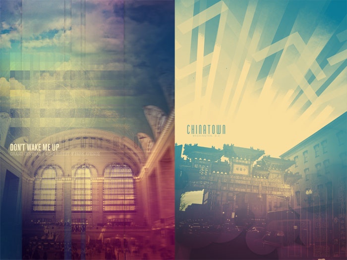 new york grand central chinatown washington dc brittany norris design illustration photography