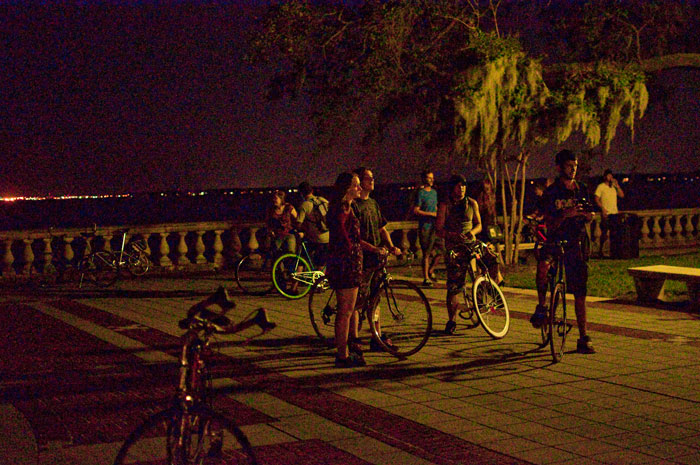 TuNiBiRi! presents Riverside Invasion: Round II TuNiRiSiBiRi jacksonville florida ride bikes bicycles memorial park cruisers fixed gear